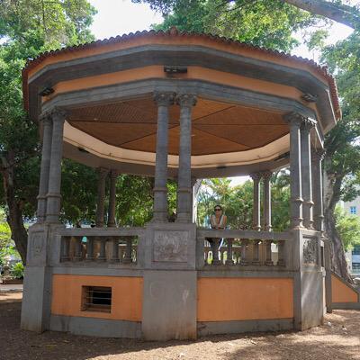 Plaza del Príncipe Santa Cruz de Tenerife