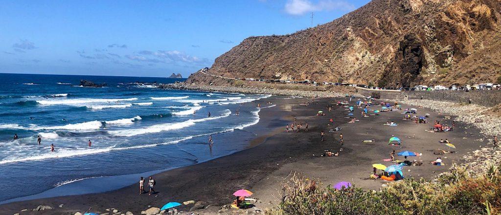 Playa Benijo, 3