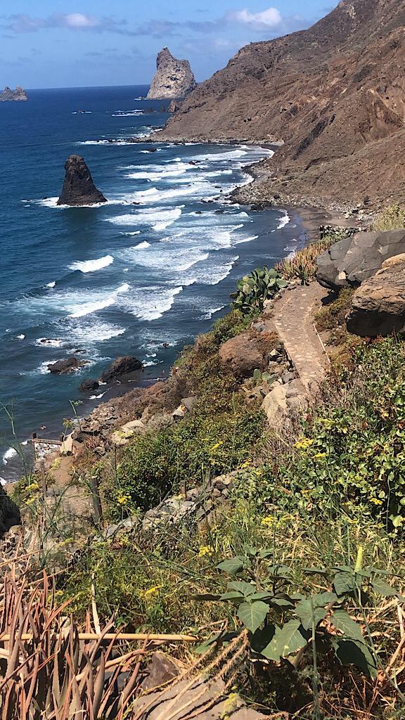Playa Benijo, 7