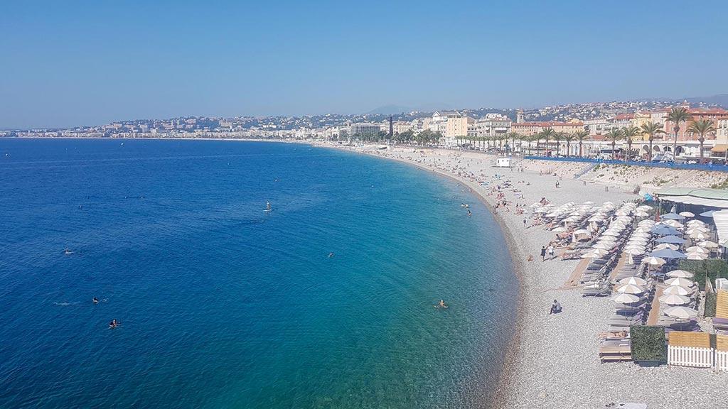 Qué lugares ver en Niza
