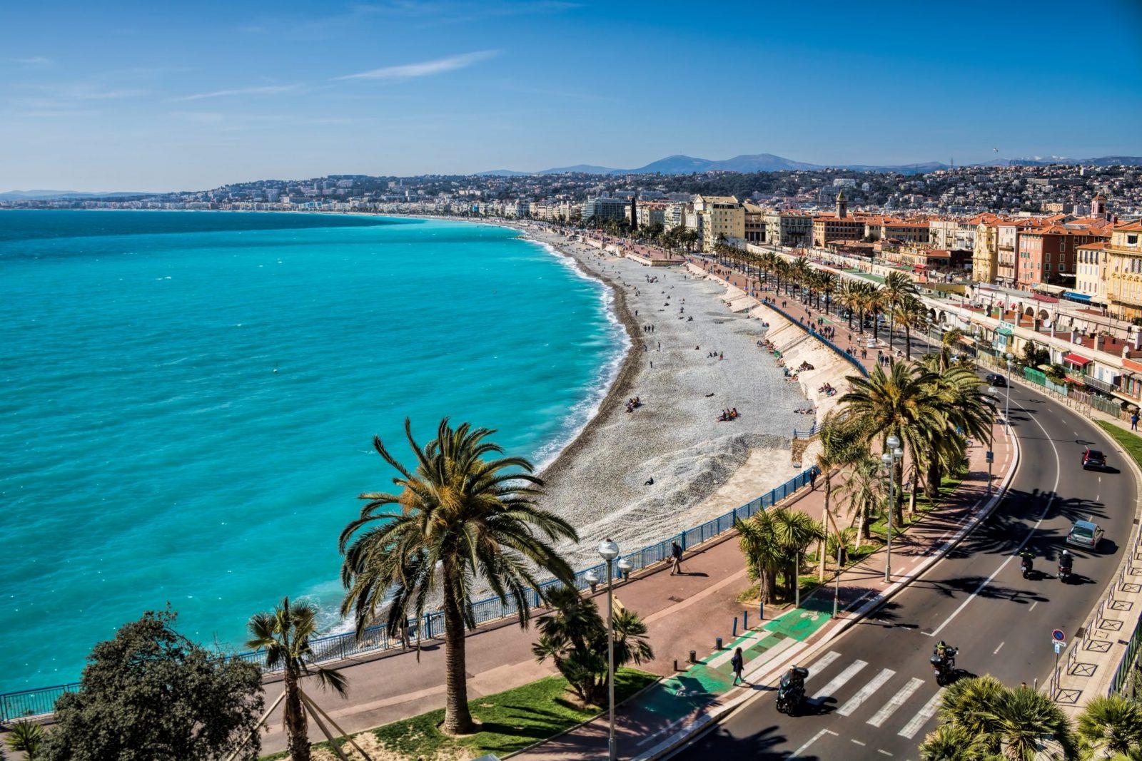 Qué lugares ver en Niza 📸