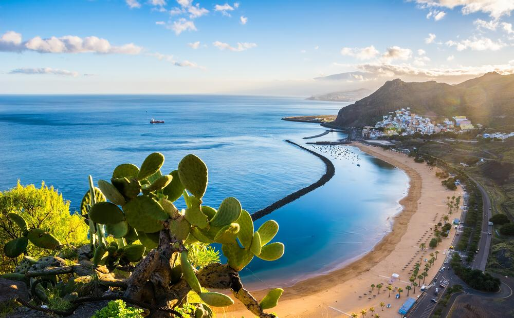 Playa de Las Teresitas y San Andrés