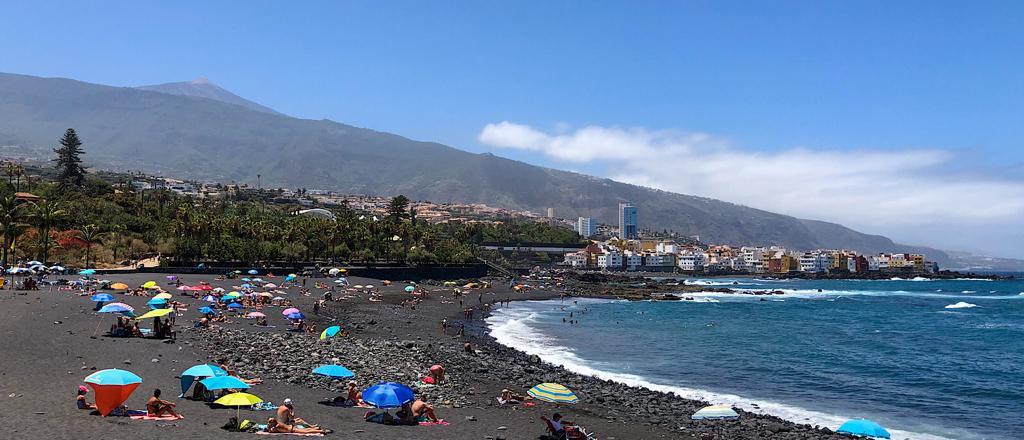 Qué lugares ver en el Puerto de la Cruz