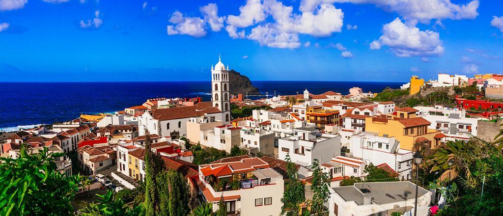Garachico, el pueblo más bonito de Tenerife ❤
