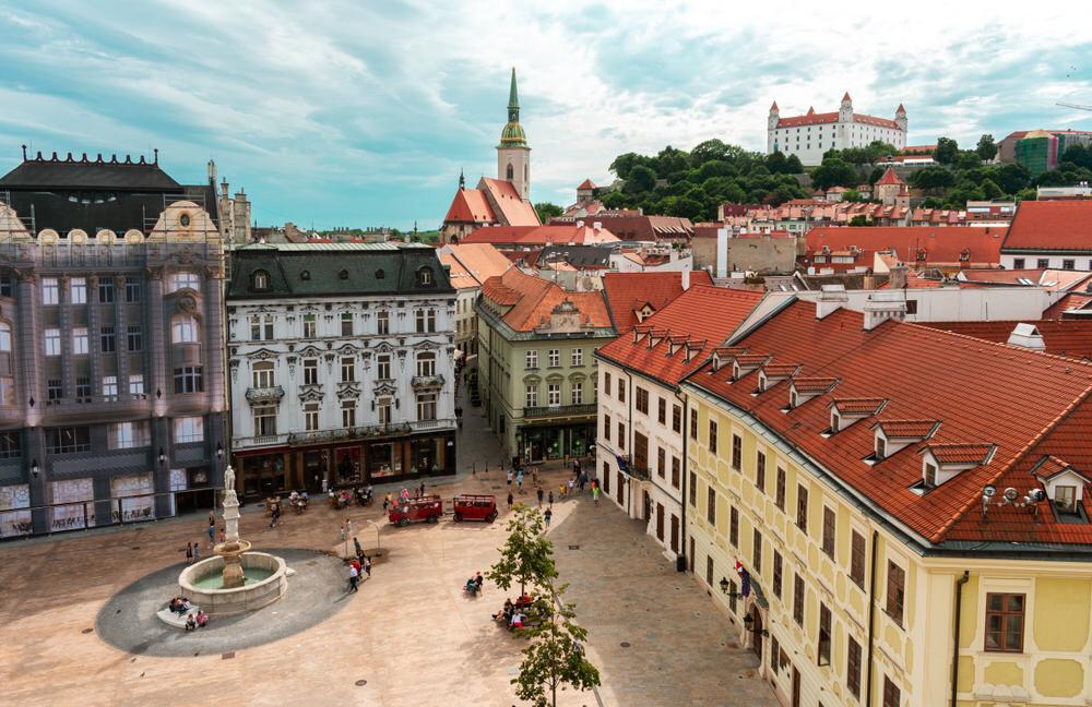 Qué lugares ver en Bratislava 🥇