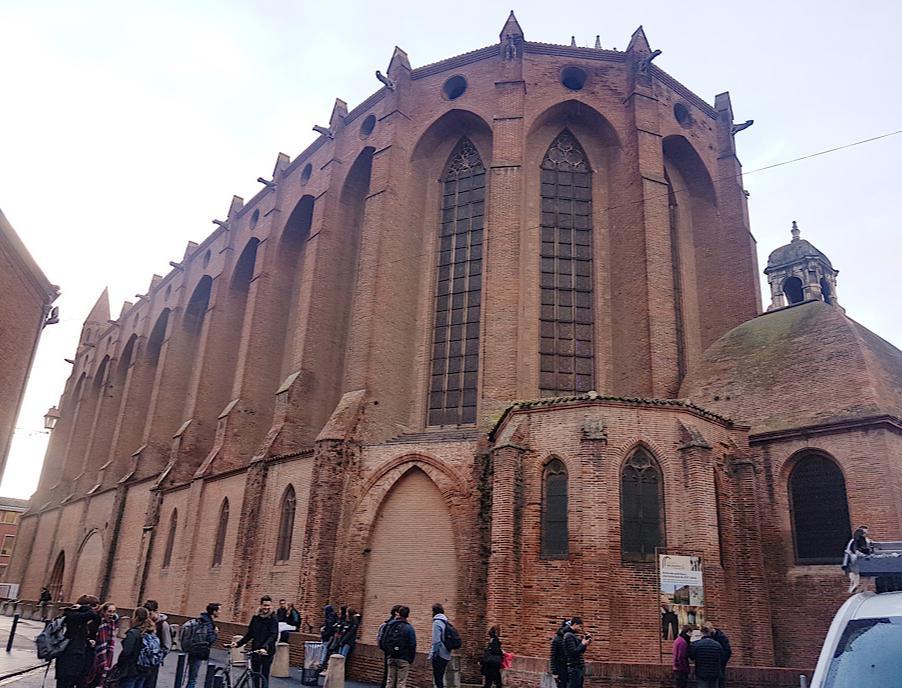 Qué lugares ver en Toulouse