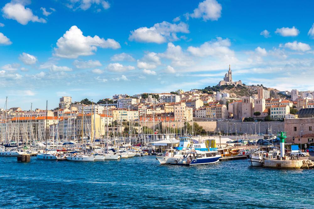 Qué lugares ver en Marsella 📸