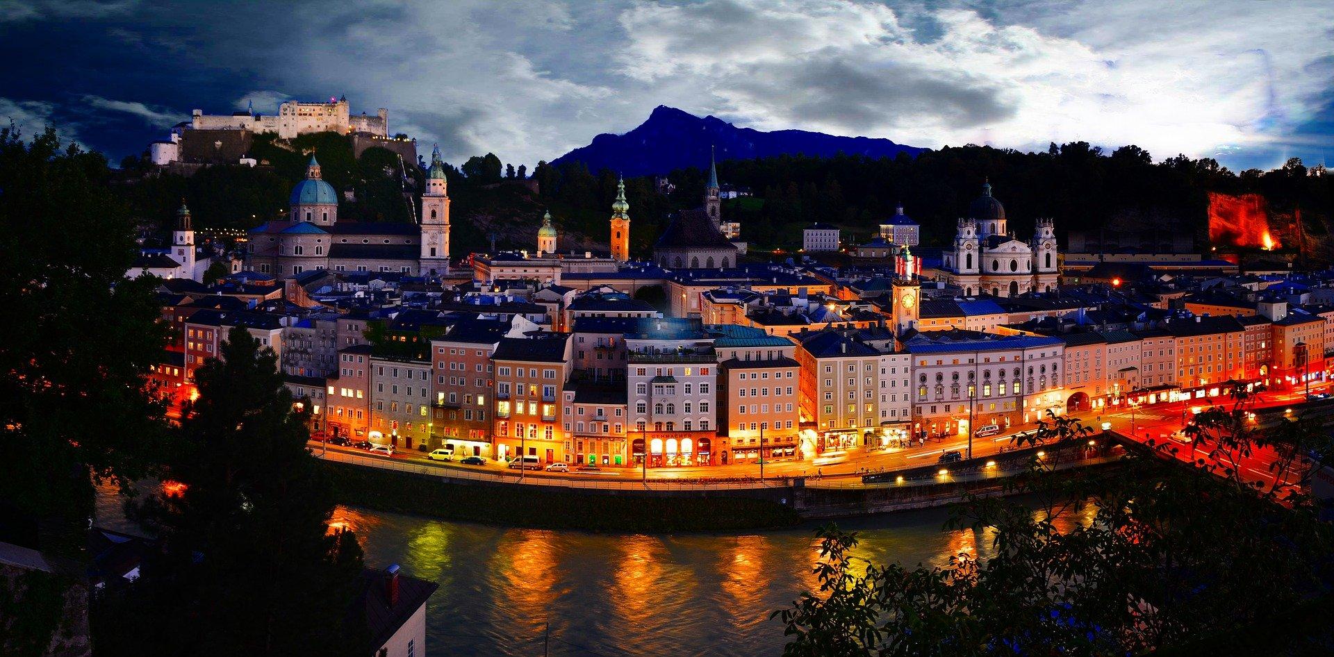Qué lugares ver en Salzburgo 🎼