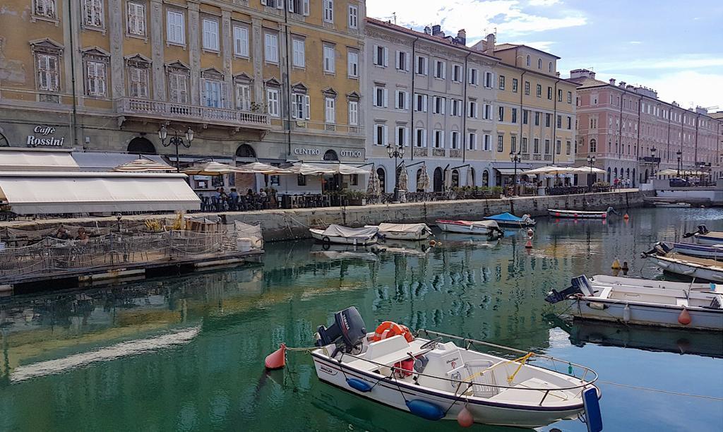 Qué lugares ver en Trieste 📸