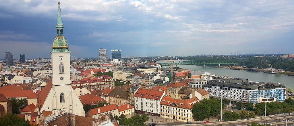 Qué lugares ver en Bratislava