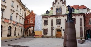 casco antiguo de Cracovia