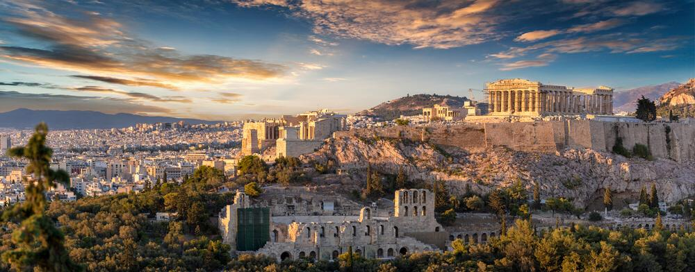 Qué lugares ver en Atenas 📸