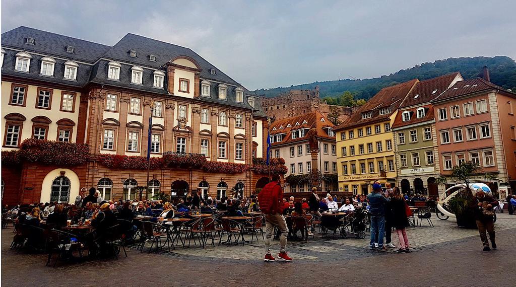 Qué lugares ver en Heidelberg