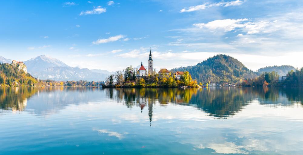 Qué lugares ver en Eslovenia 📸