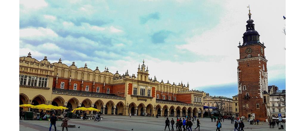 Qué lugares ver en Cracovia 📸
