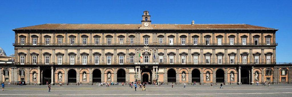 Palacio Real Nápoles