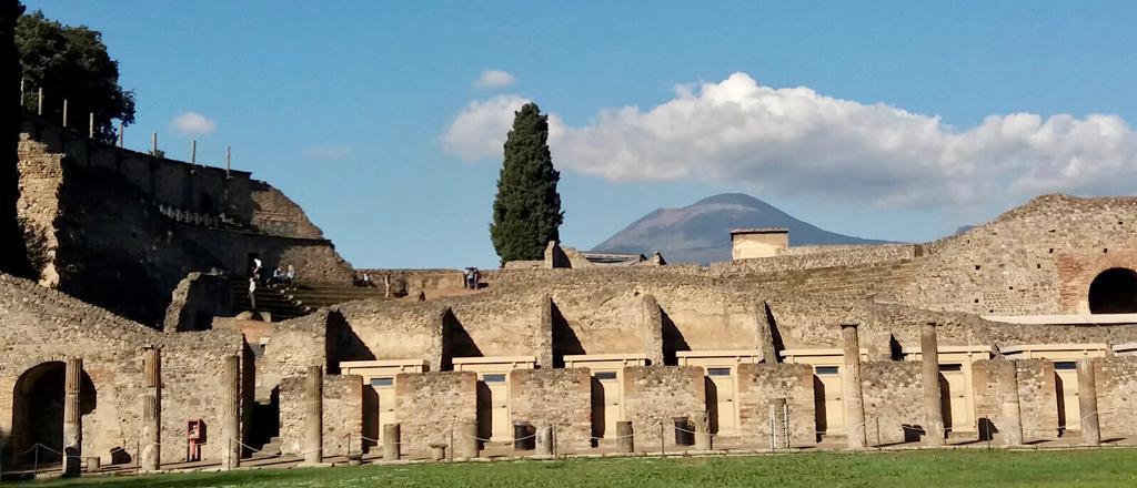 Tour a Pompeya y Sorrento, mi experiencia 📸
