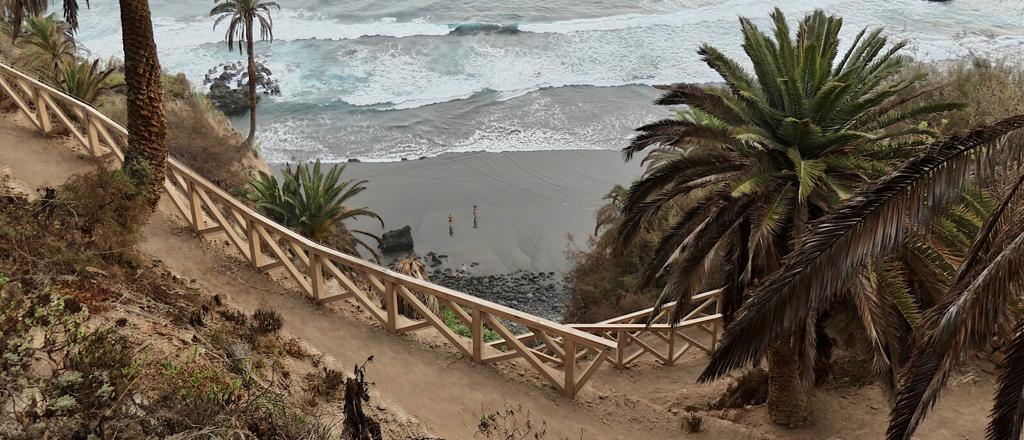 Playa de Castro, Tenerife
