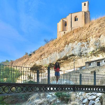 Puentes Setenil de las Bodegas Cádiz