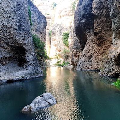 Mina de agua Casa del Rey Moro