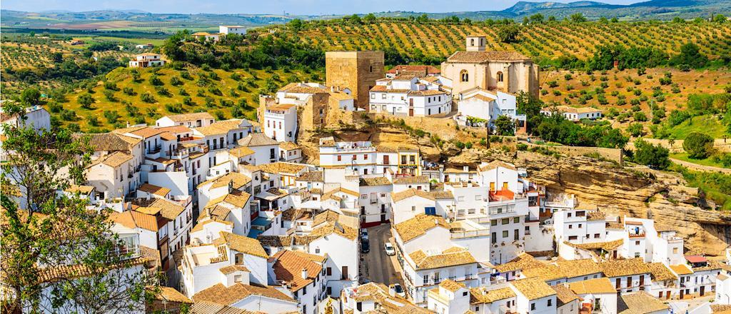 Setenil de las Bodegas Cádiz 📸