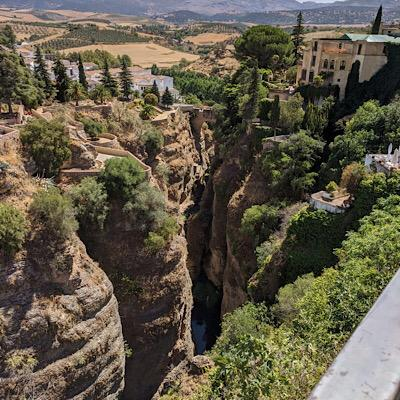 Jardines de Cuenca, Qué ver en Ronda en 1 día