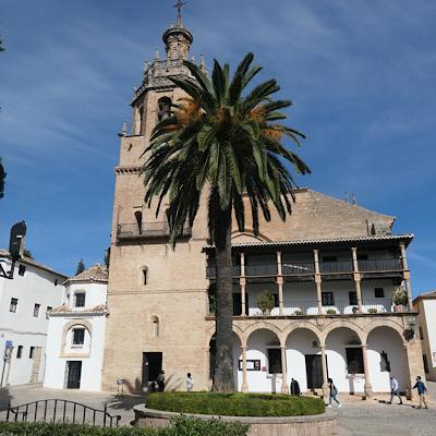 Iglesia Santa Maria La Mayor, Ronda