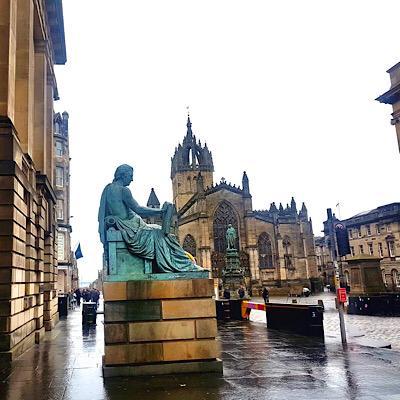 qué lugares ver en Edimburgo
