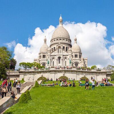 Iglesias gratis París