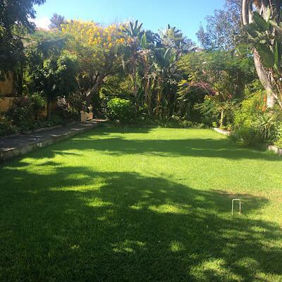 campo de criquet Jardín Litre