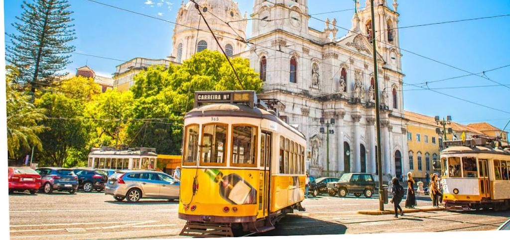 Qué lugares ver en Lisboa 📸