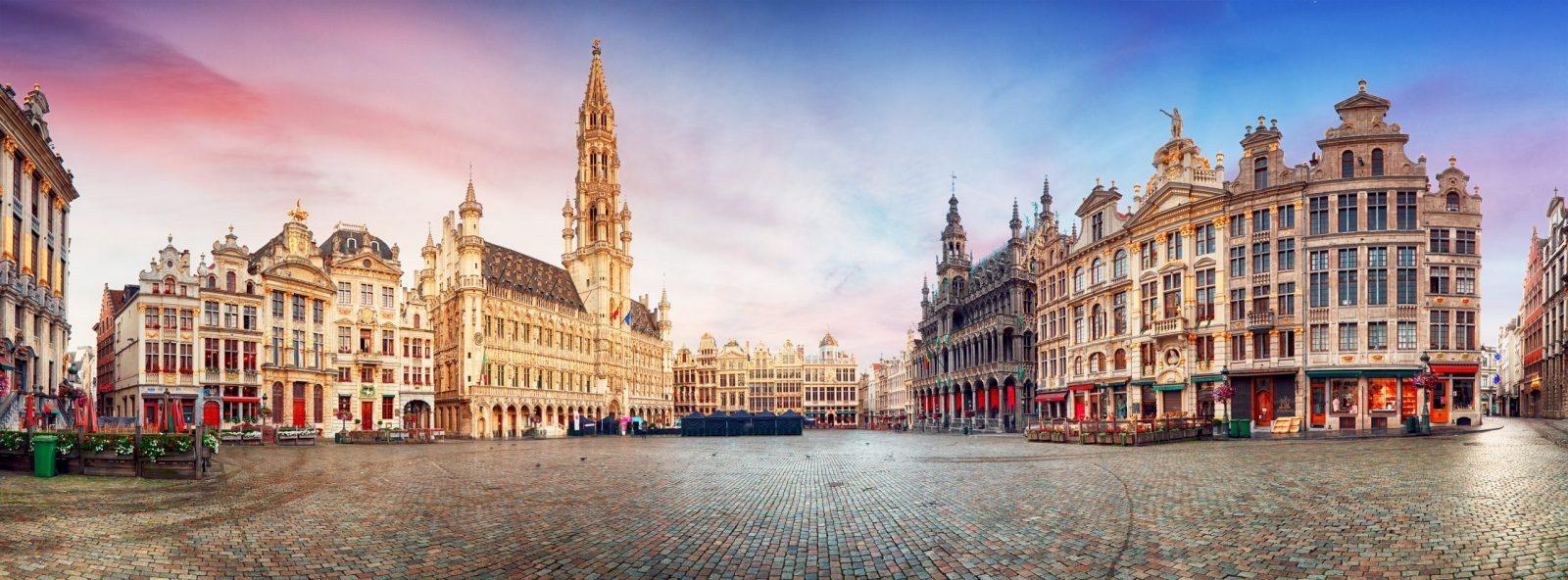 Qué lugares ver en Bruselas 📸