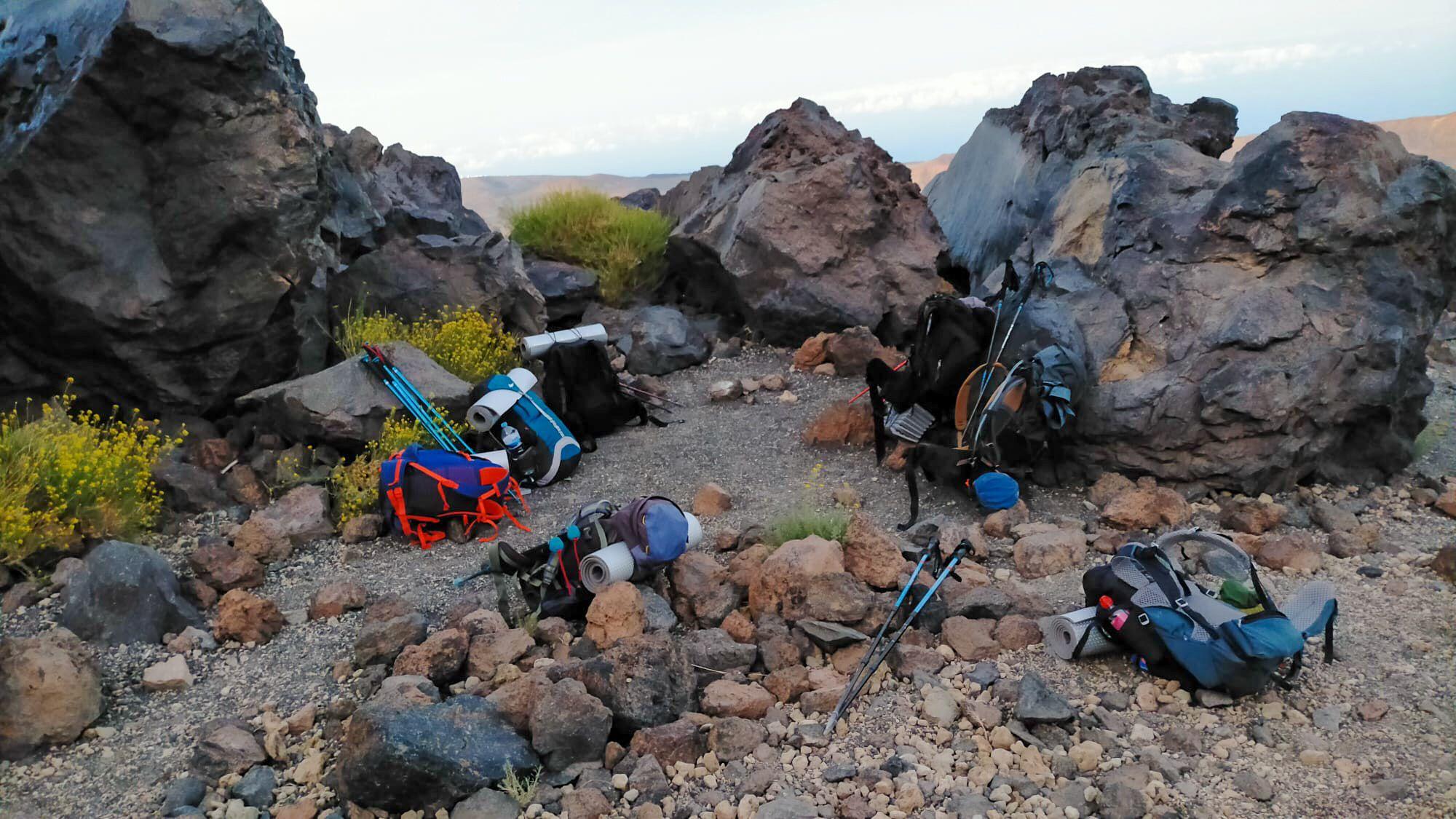 Ascender al Teide y pernoctar