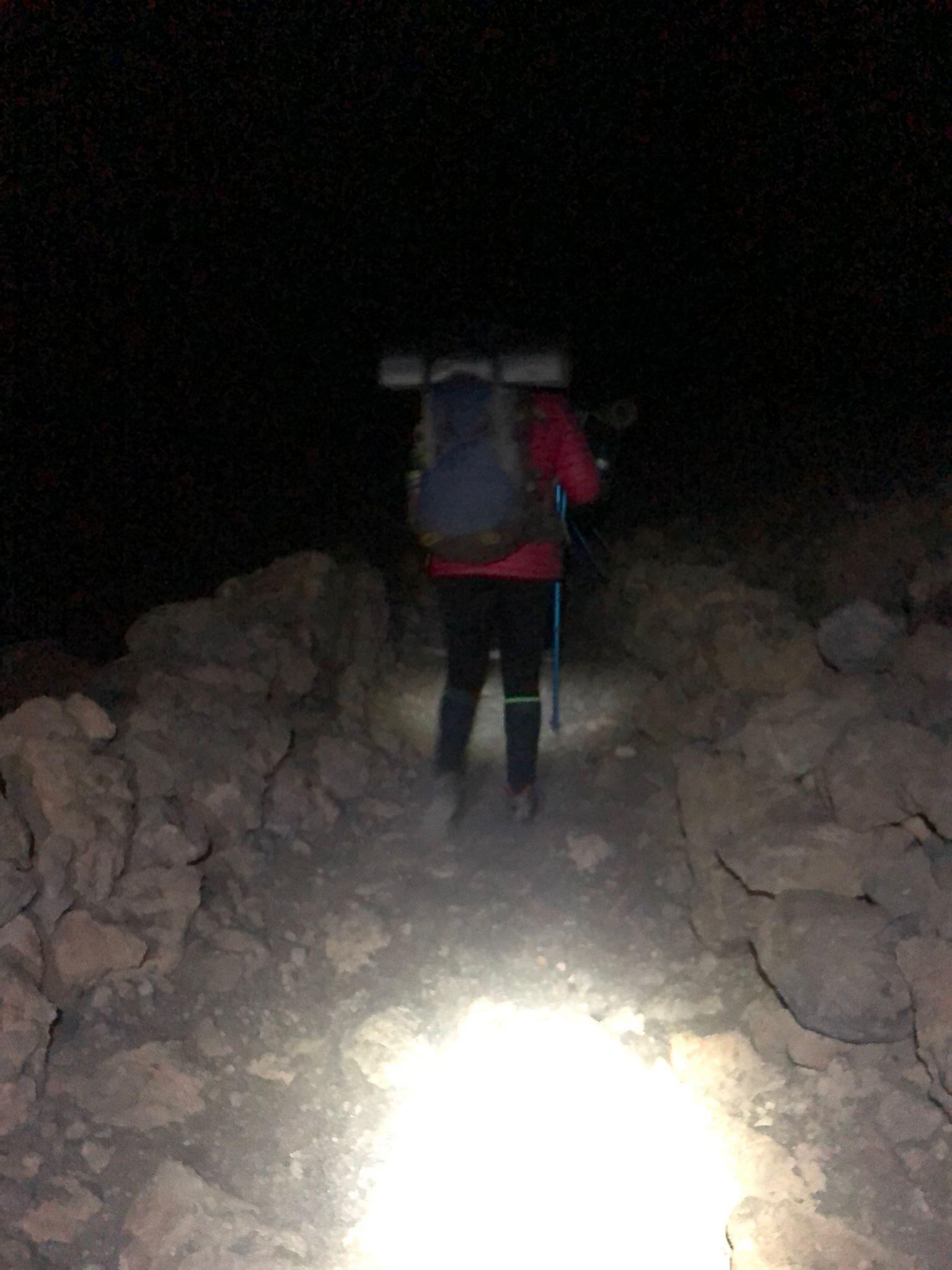 Subir al Teide y dormir bajo las estrellas